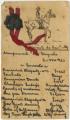 Postal de F. Aragão a José de Almada Negreiros