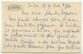 Carta de Affonso Costa a José de Almada Negreiros