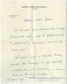 Carta de A.J. Bustorff Silva a José de Almada Negreiros
