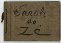 A Sarah do Zé