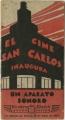 El Cine San Carlos