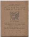 Catálogo do I Salão dos Independentes