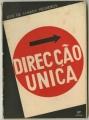 Direcção única