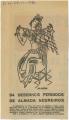94 desenhos perdidos de Almada Negreiros