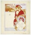 Maquette de cartaz para a Grande Exposição Industrial Portuguesa de 1932, n.a., n.d.