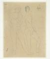 Acrobatas, Paris 1919