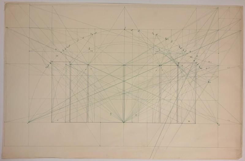 Sem título (A geometria dos Painéis de São Vicente)