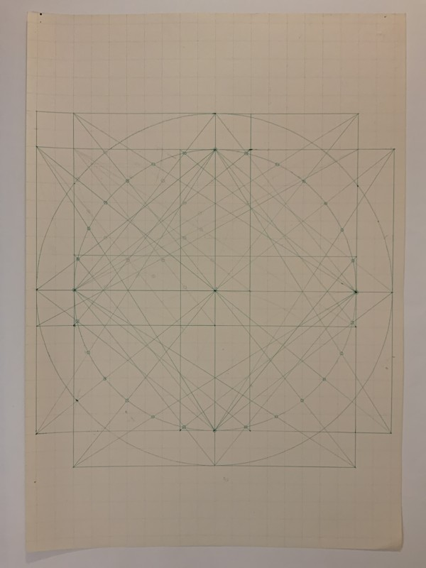 Sem título (Estudo geométrico)