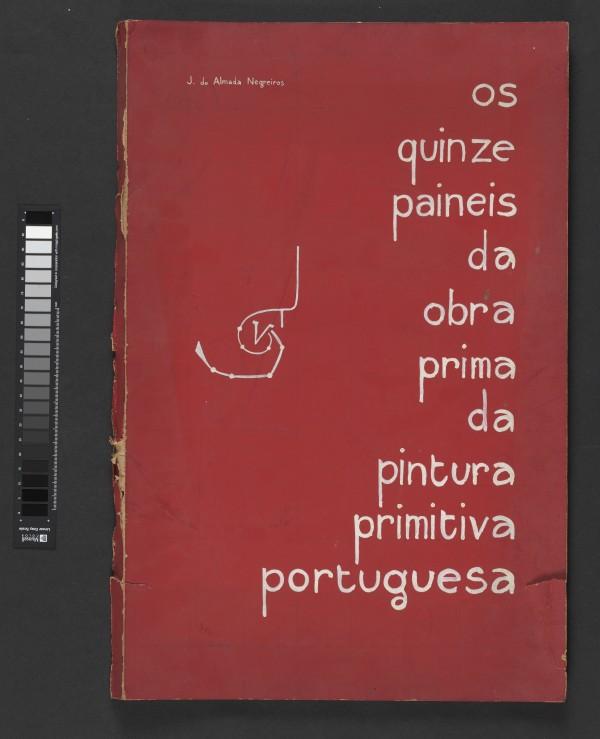 """os quinze painéis da obra prima da pintura primitiva portuguesa"""