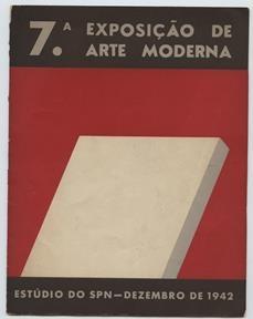 7ª Exposição de Arte Moderna: estúdio do SPN