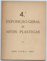 4ª Exposição Geral de Artes Plásticas