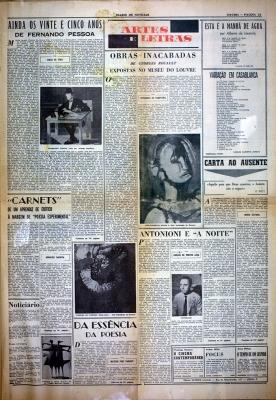 Ainda os vinte e cinco anos de Fernando Pessoa