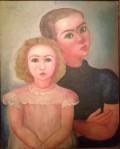 Retrato dos filhos