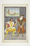 Vasco da Gama, pagem e nu feminino