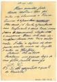 Bilhete postal de José Afonso de Almada Negreiros a José Sobral de Almada Negreiros