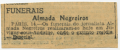Funerais / Almada Negreiros