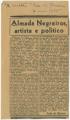 Almada Negreiros, artista e político