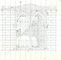 Estudo para a decoração da fachada da Reitoria da Universidade de Lisboa: Montaigne